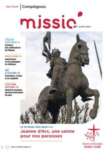 couverture du journal Missio n°27