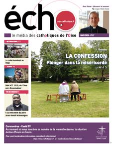 couverture du journal ECHO de mars 2020